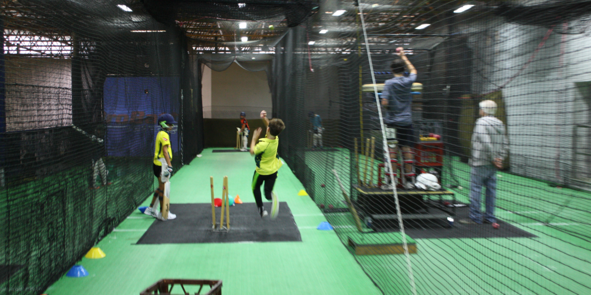 Photo of SC Cricket nets
