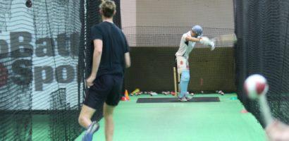Alex Bevilaqua at Southern Cricket